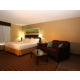 1 King Bed Guest Room with Free WiFi