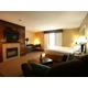 King Junior Suite with Fireplace