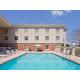 Outdoor seasonal Swimming Pool at the Express in Vicksburg, MS.