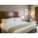 Spacious King Bed Guest Room Holiday Inn Express Vicksburg