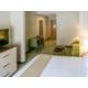 Spacious King Suite with living area Holiday Inn Express Vicksburg