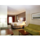 Sleeper Sofa in a King Suite at Holiday Inn Express Vicksburg
