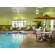 Our Indoor Swimming Pool is a great area to meet and relax!
