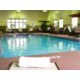 Take A Dip In Our Indoor Heated Pool & Jacuzzi Spa!