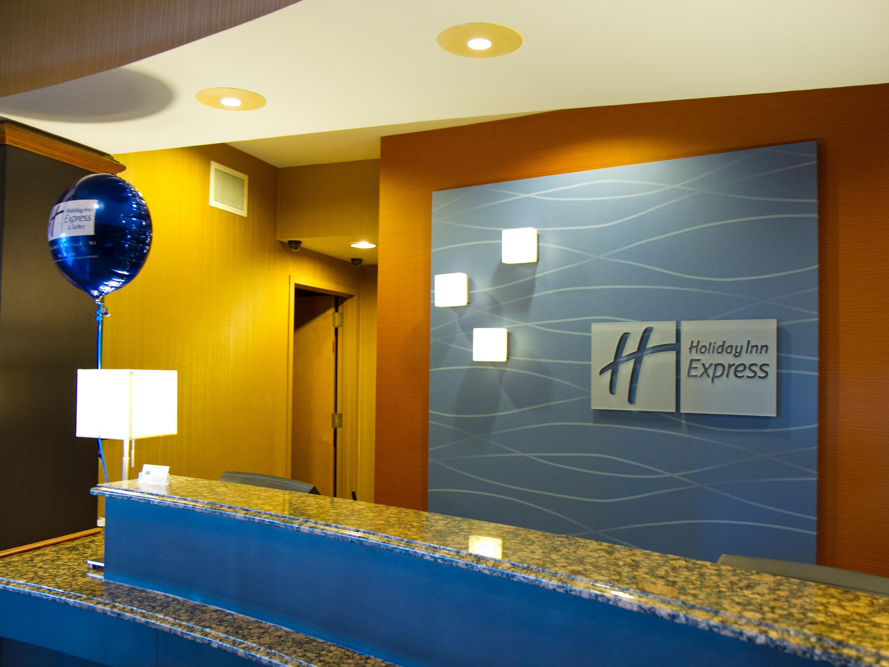 Welcome to Our Newly Renovated Holiday Inn Express
