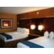 Standard Double Queen Room - Perfectly fits 4 people.