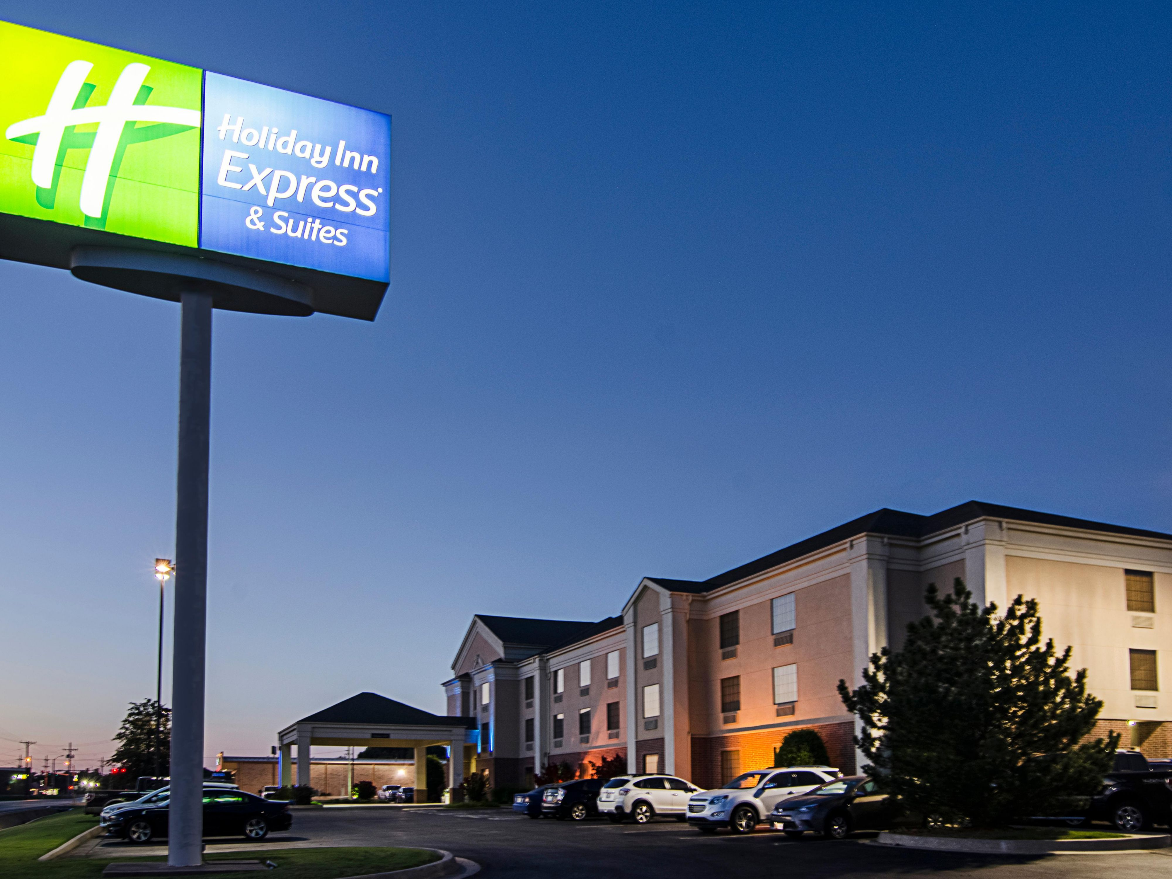 Holiday Inn Express Suites Vinita Hotel By Ihg