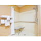 ADA/Handicapped accessible King Guest Room with roll-in shower