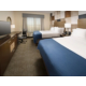 Queen Bed Guest Room, Holiday Inn Express & Suites Waco South
