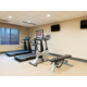 Fitness Center with new Cardio Equipment