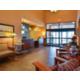 Inviting Hotel Lobby