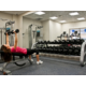Our Fitness Facility has Free Weights and Cardio Equipment