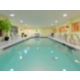 Holiday Inn Express Indoor Pool
