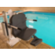 ADA Lift Chair by Pool