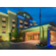 The Holiday Inn Express Webster is located off of Route 104