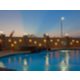 Watch the sunset poolside of this Webster, TX hotel