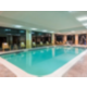 Large indoor Swimming Pool and Spa Tub