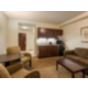 Spacious King Suites are as comfortable as home