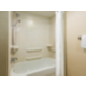 Accessible Guest Bathrooms available with Versa Bath Chairs