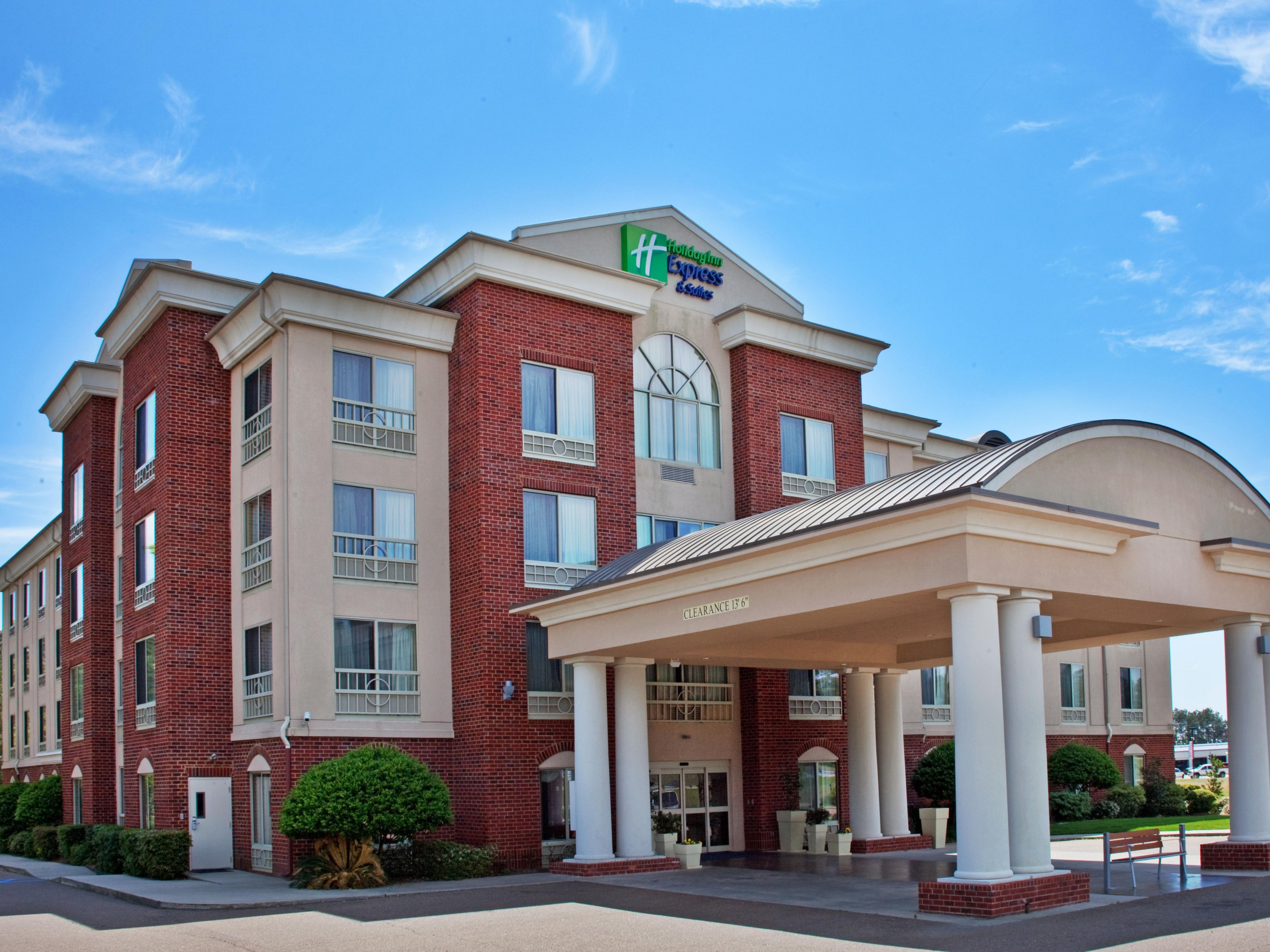 Holiday Inn Express U0026 Suites West Monroe Hotel By IHG