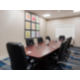 Board Room will seat up to 10 people.