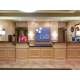 Front Desk staff offers superior service