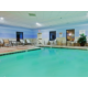 Indoor heated Swimming Pool at Holiday Inn Express Westfield