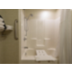 ADA / accessible Guest Bath with transfer tub