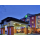 Welcome To The Holiday Inn & Suites Express Whitecourt