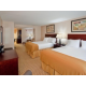 Two Queen Studio Suite with sofa-bed and wet bar