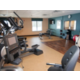 Fitness center with treadmills, elliptical, free weights and more.