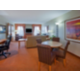 King Executive Suite living area