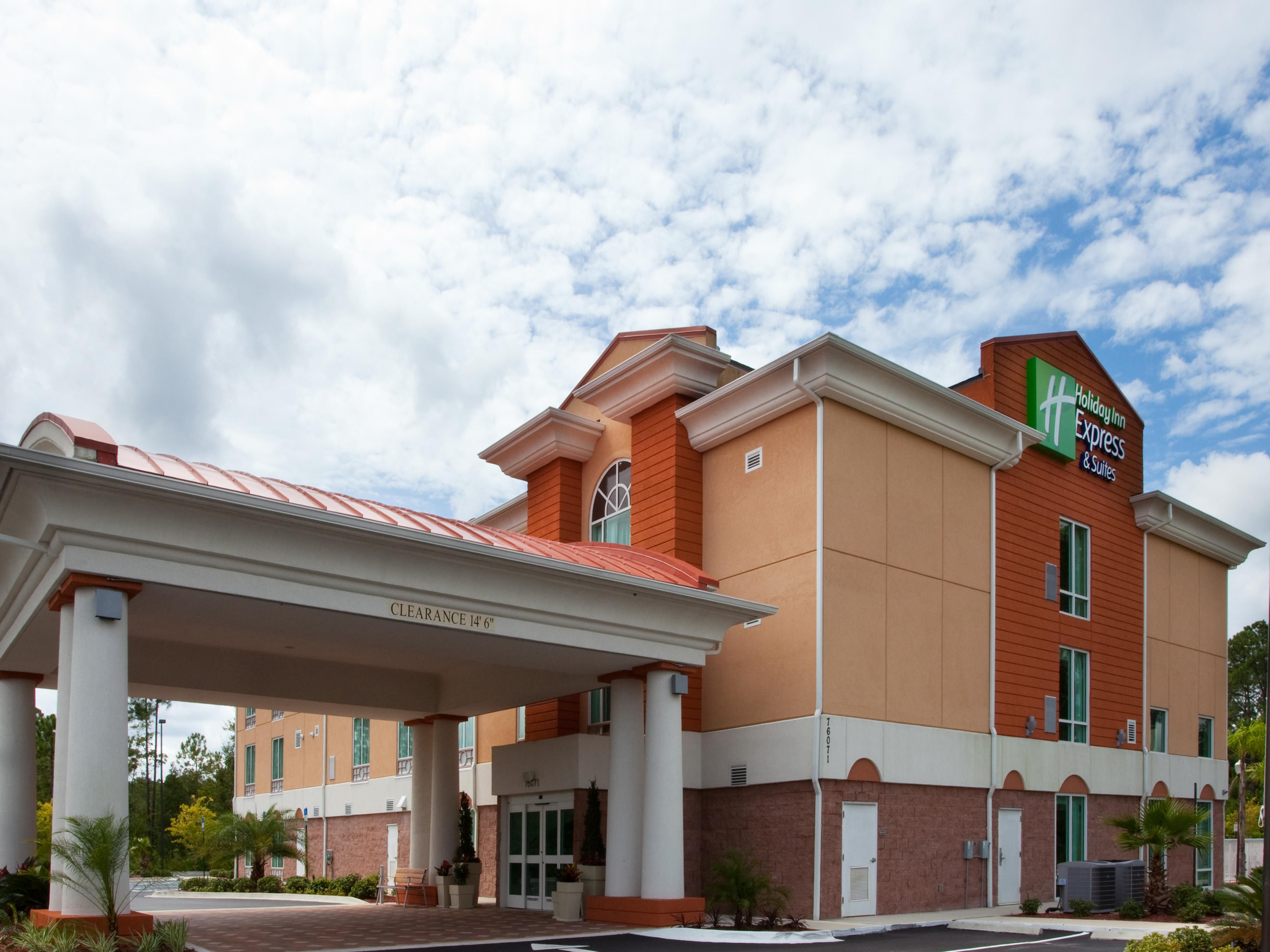 Holiday Inn Express Suites Jacksonville North Fernandina Hotel By Ihg