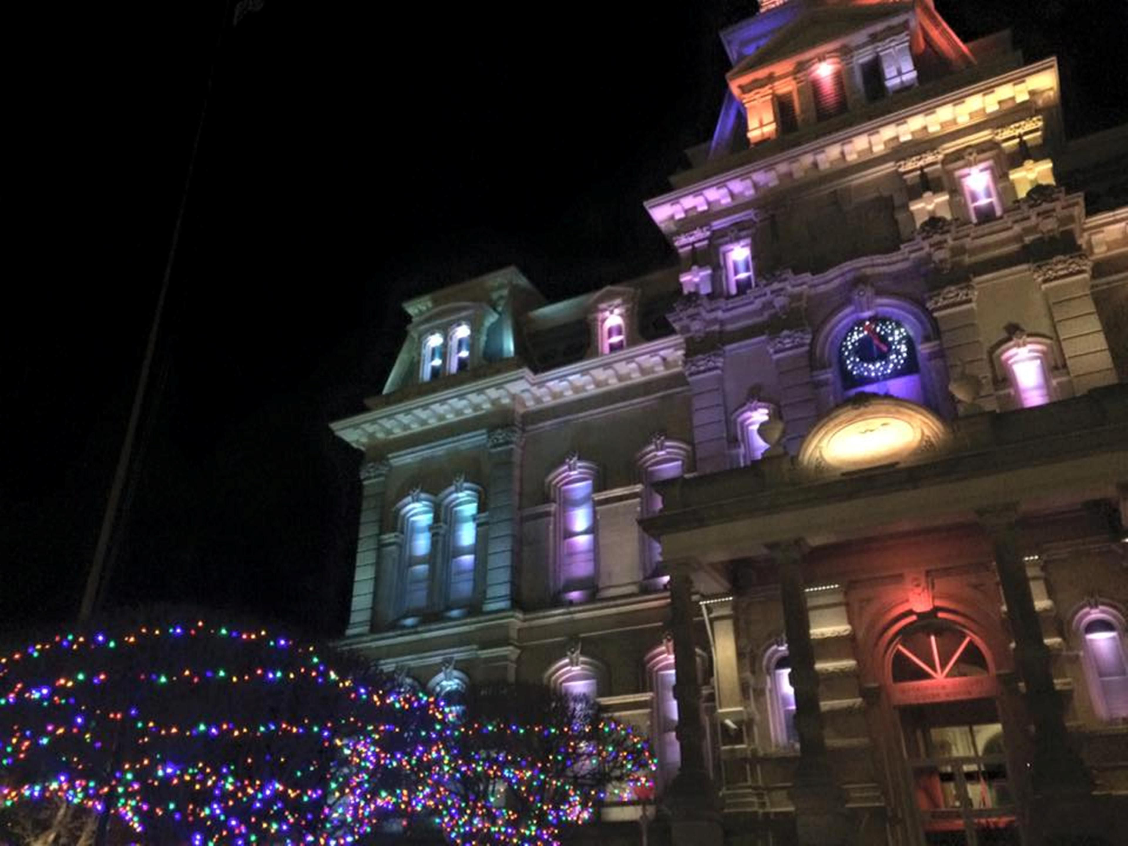 A Storybook Christmas Downtown Zanesville