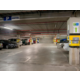Private parking under the Holiday Inn Express Antwerp