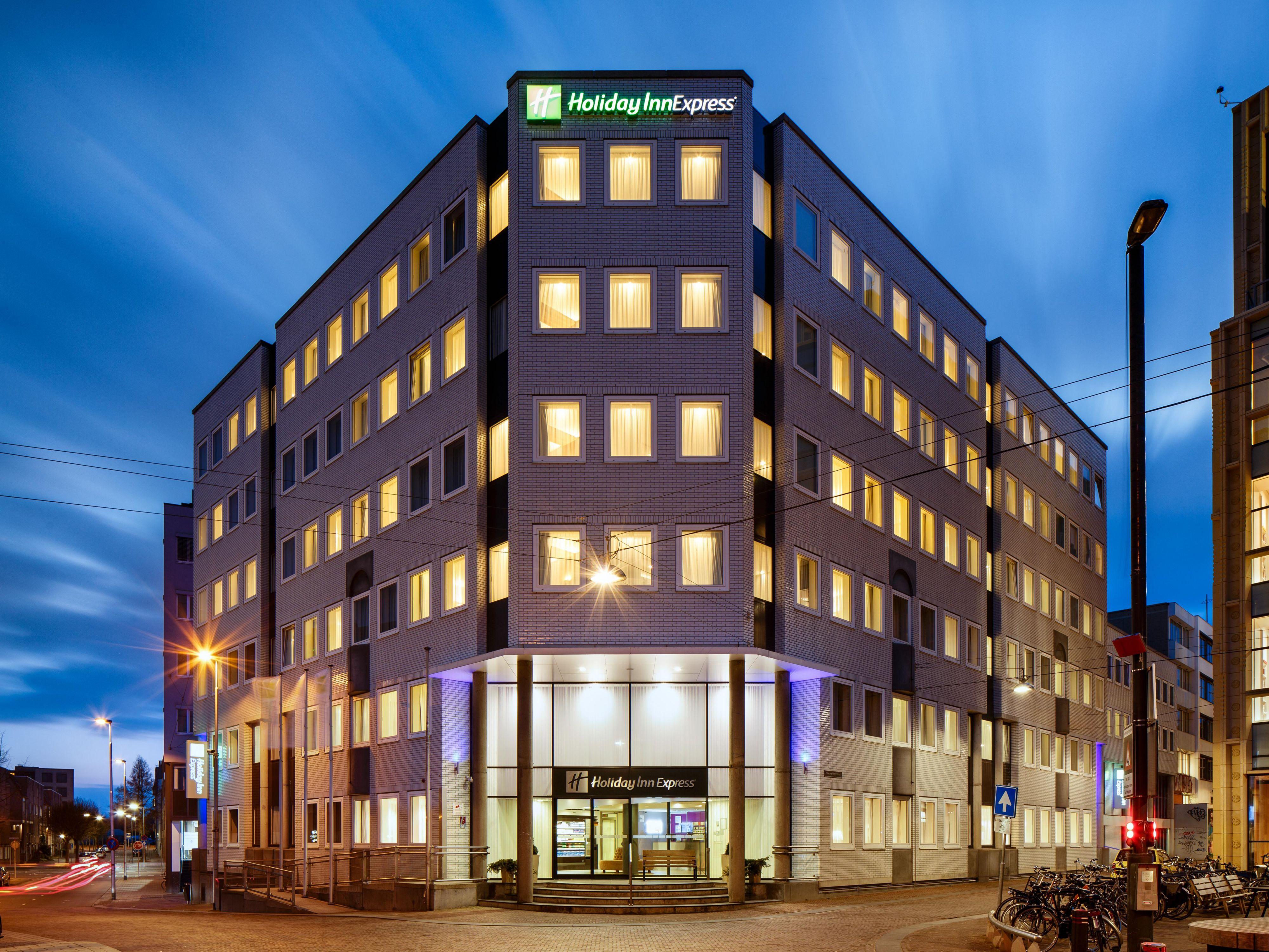 Arnhem Hotel  Holiday Inn Express Arnhem  Netherlands