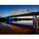 Enjoy the beautiful architecture of the nearby Arnhem Bridge