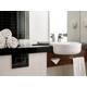 Contemporary Guest Bathroom
