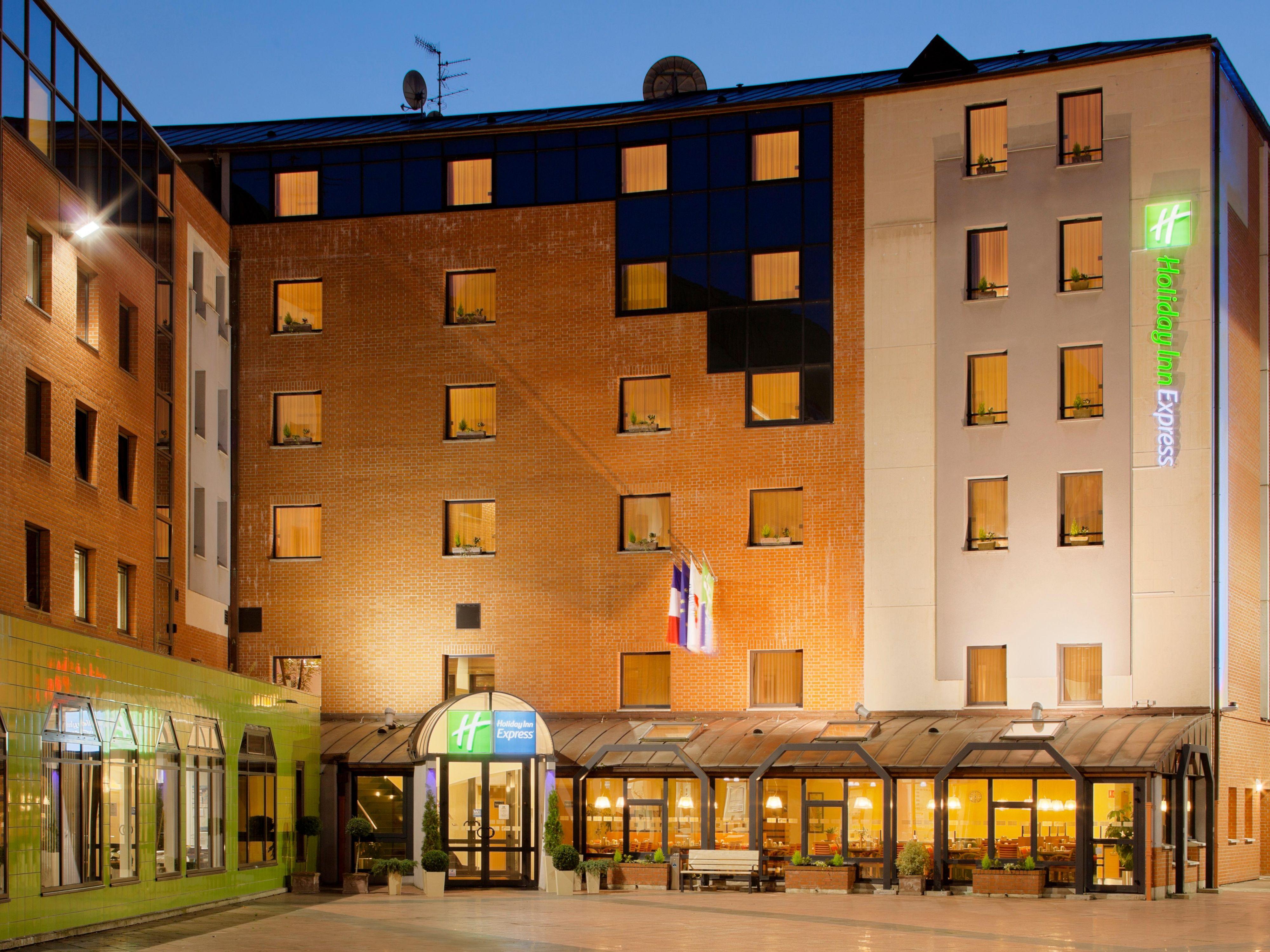 Holiday inn express arras hôtel ihg