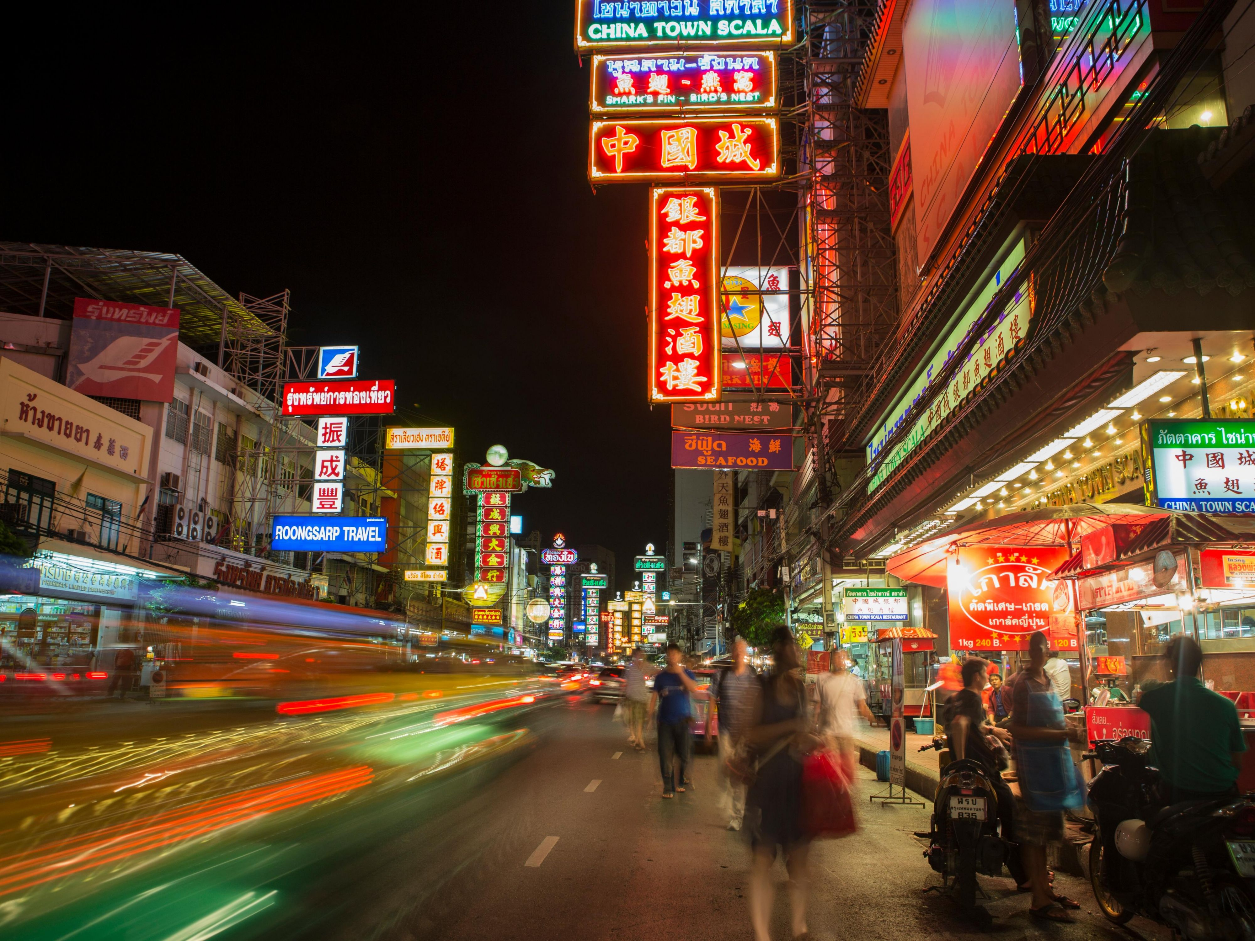 Area Attractions - Chinatown or Yaowaraj