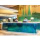 Reception at Holiday Inn Express Bangkok Sukhumvit 11
