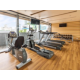 24 hours Rooftop Fitness Center with the Sukhumvit 11 view