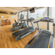 24 hours Rooftop Fitness Center