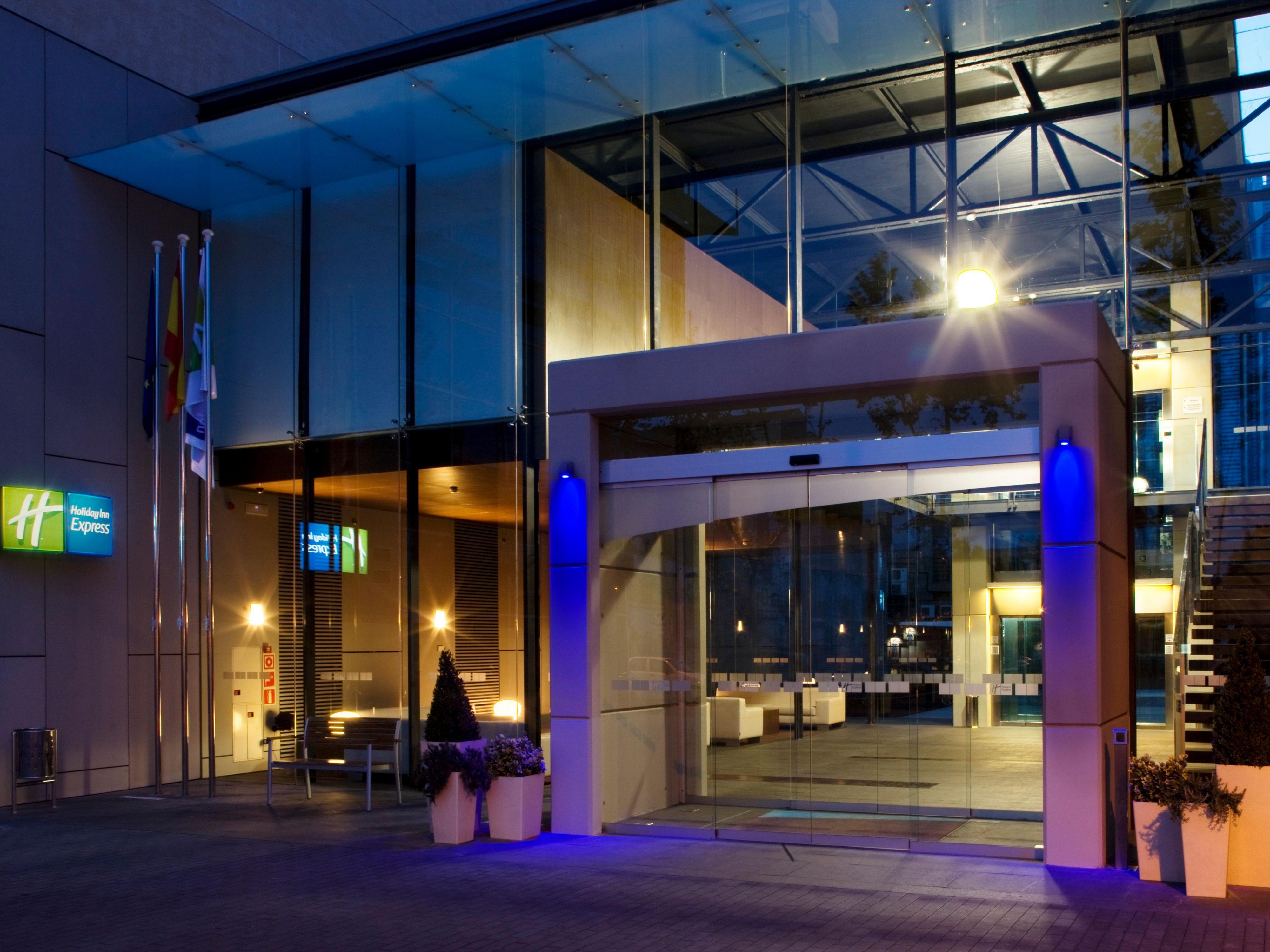 Hotel Holiday Inn Express Barcelona City