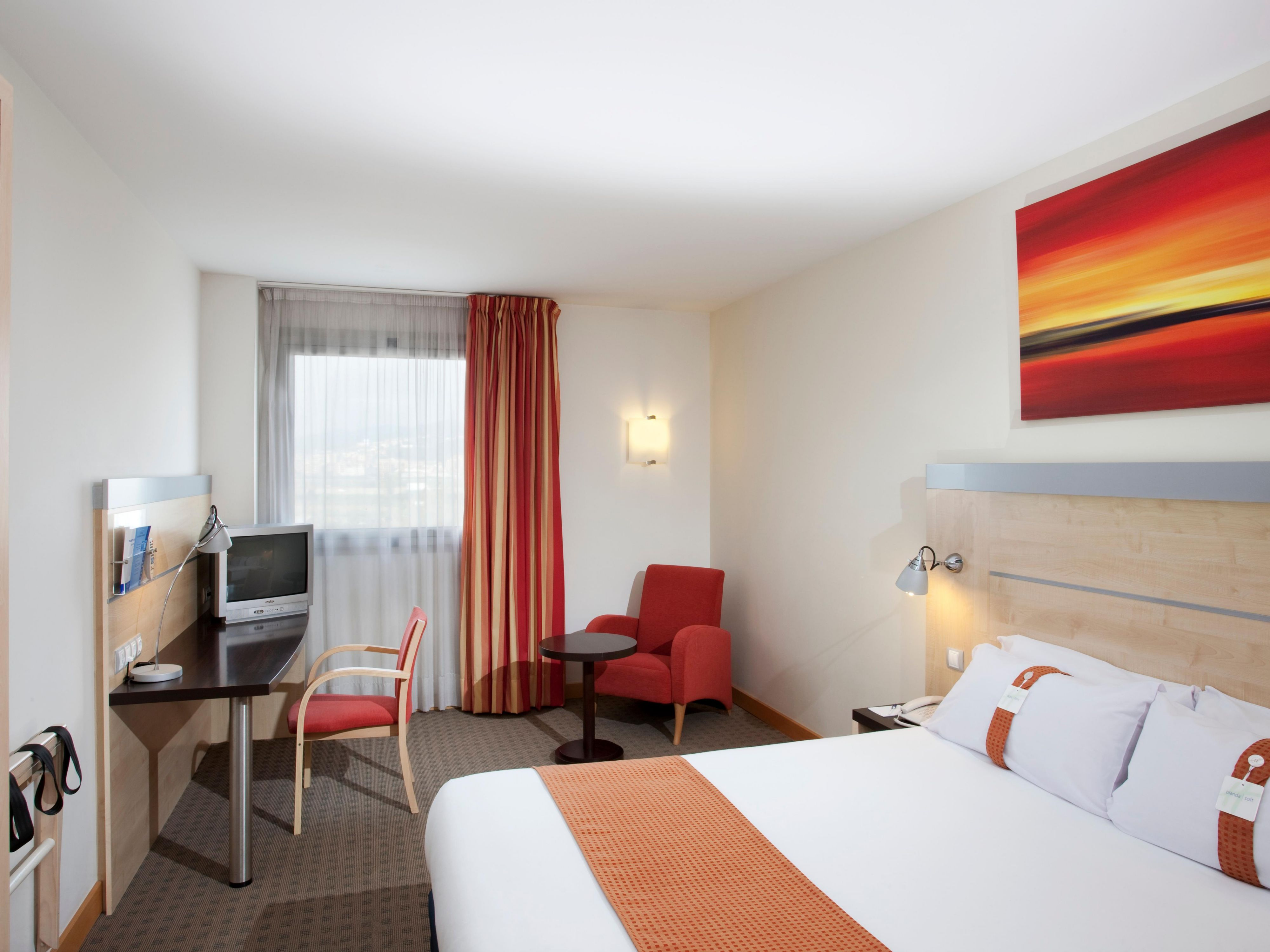 Stay in our fresh and comfortable rooms