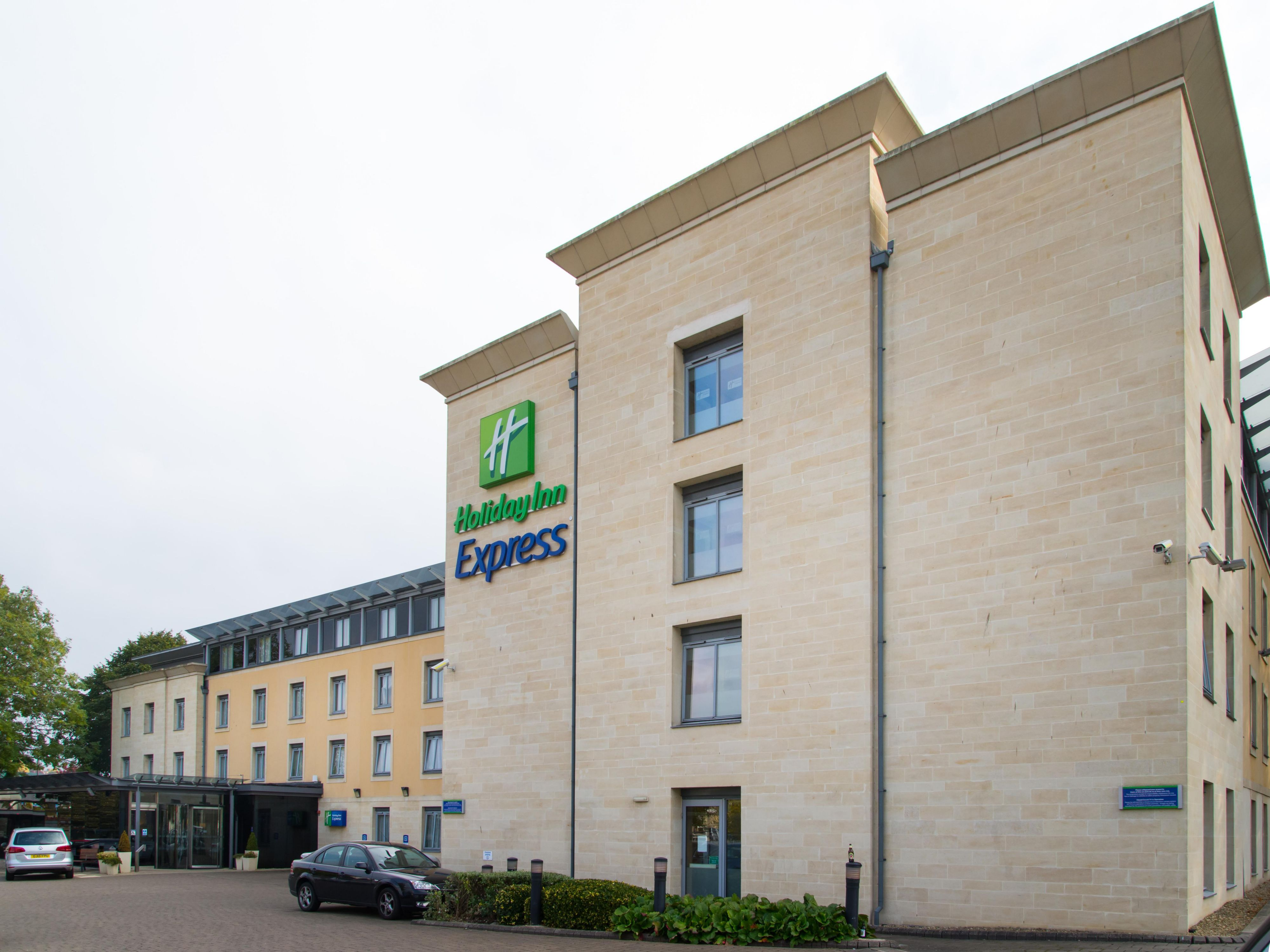 Our hotel in Bath has 126 bedrooms and ample on-site car parking
