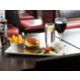 Treat yourself to one of our delicious burgers after a busy day