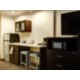 Two Queen Kitchenette Guest Room