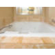 Experience the relaxation of a jetted tub