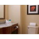 Large bathrooms with plenty of counter space!
